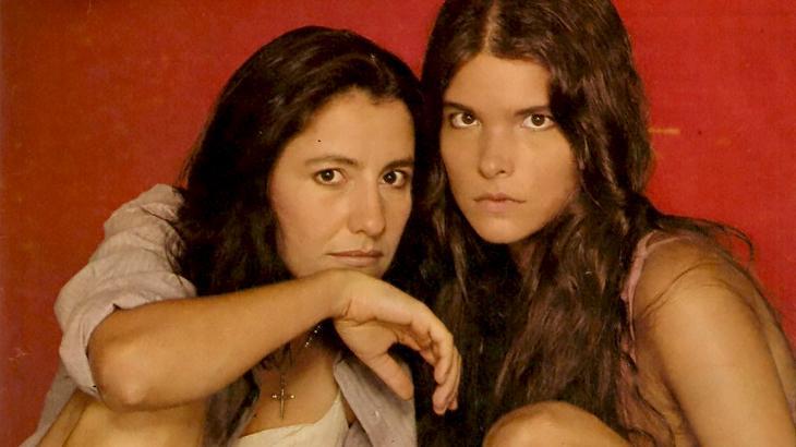 Maria e Juma Marruá